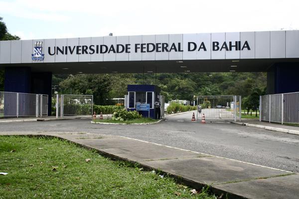 Entrada Principal do Campus Ondina da UFBA