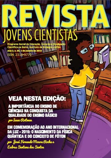 Revista Jovens Cientistas_ANO 2_ N. 5_Janeiro de 2015