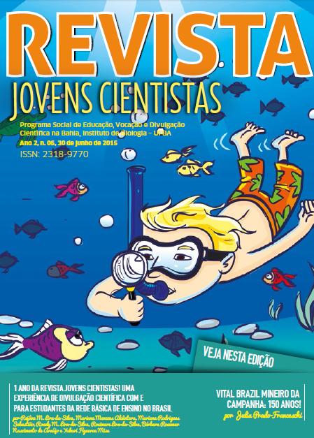 Revista Jovens Cientistas, Ano 2, n. 6, 30 de junho de 2015